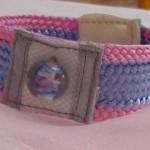 bracelets passementerie pastel détail b