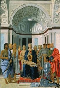 Piero della Francesca   la sacra conversazione