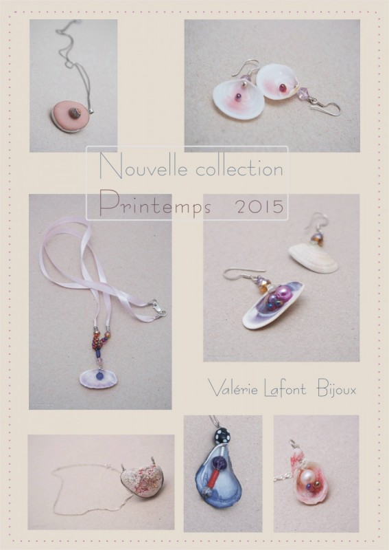 nouvelle collection 2015